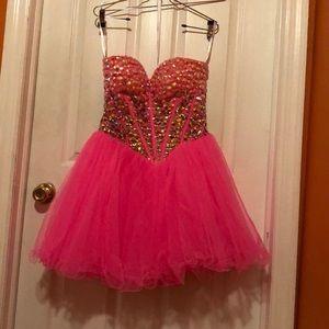 Sherry Hill Sweet 16 Dress